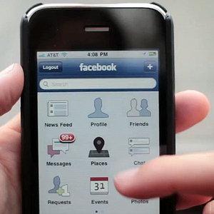 Facebook modifica optiunea Check-in