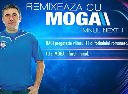 Pepsi sustine fotbalul romanesc: Brandul a lansat impreuna cu Academia de Fotbal Gheorghe Hagi proiectul Next 11