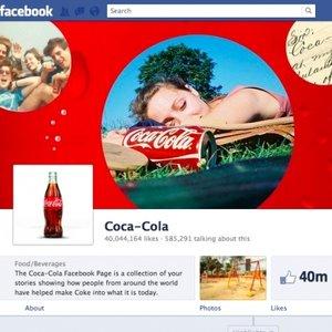 S-a lansat Facebook Timeline pentru branduri
