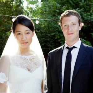 La doar o zi dupa listarea Facebook la bursa, fondatorul companiei, Mark Zuckerberg se casatoreste