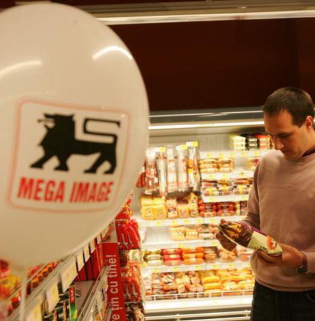 Mega Image sparge gheata: Retailerul a lansat in premiera o aplicatie mobila de promovare