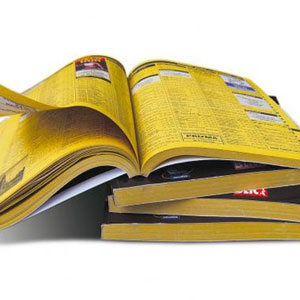 AT & T despre ghidul Yellow Pages