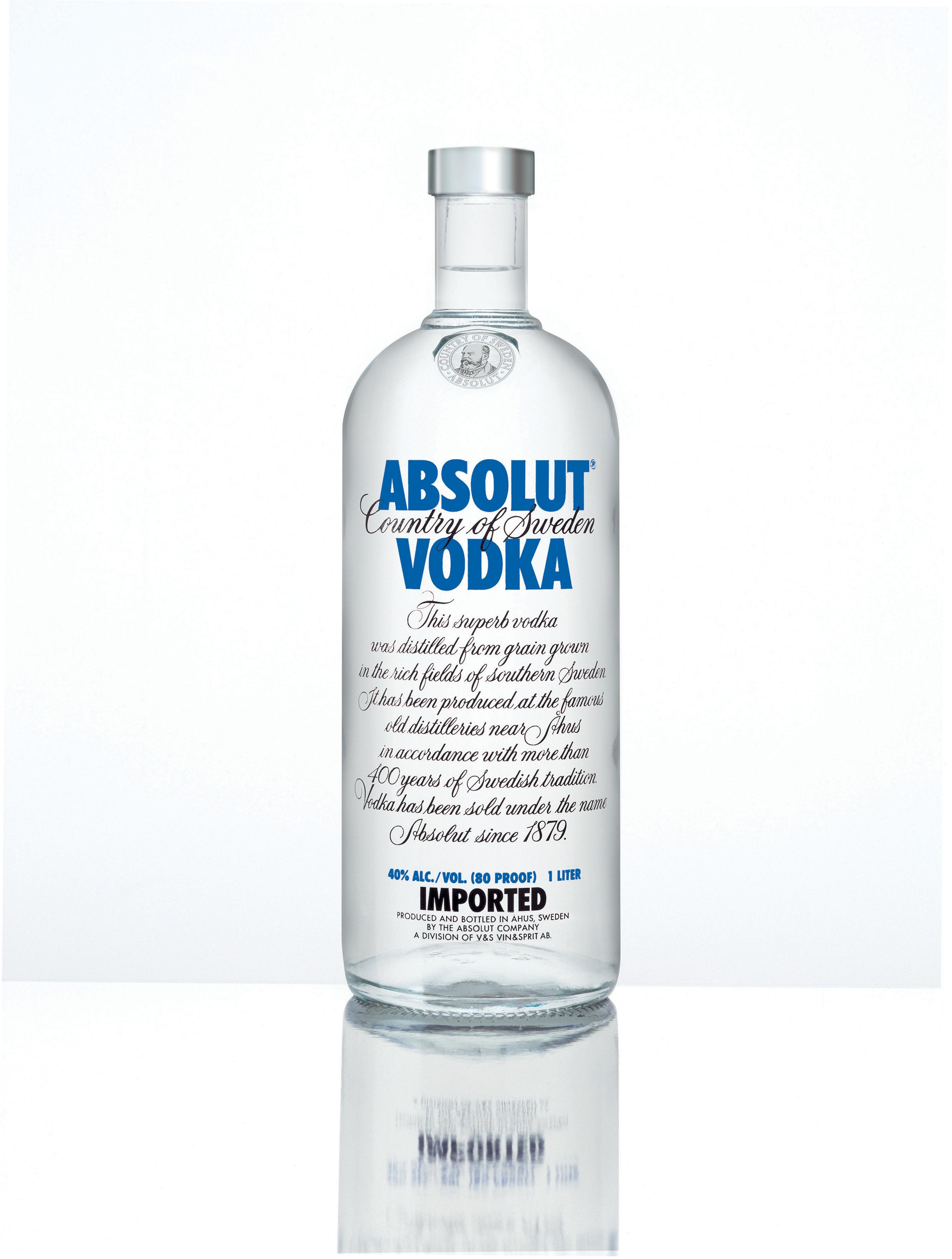 ABSOLUT Vodka va lansa 4 milioane de ambalaje ABSOLUT unice