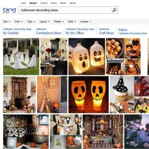 Bing include colectiile Pinterest la cautarea de imagini