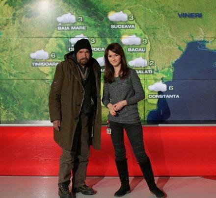 Oamenii strazii devin prezentatori in cadrul unei campanii sustinute de Prima TV