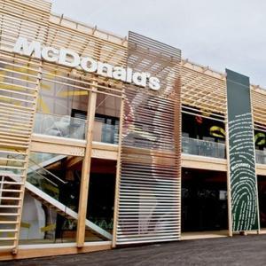 Big McDonald's