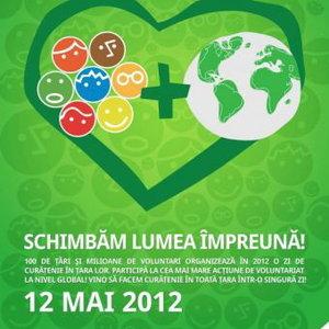 Campania Let's Do It Romania si-a propus sa schimbe lumea. Si a inceput cu propriul slogan