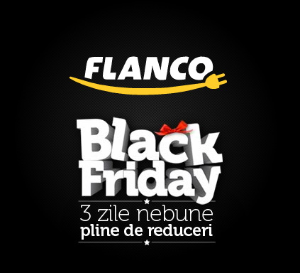 Previziuni de Black Friday: Flanco estimeaza vanzari de 10 milioane de euro
