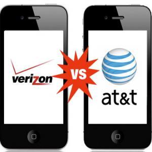 Atac publicitar: Verizon da de gandit posesorilor de iPhone