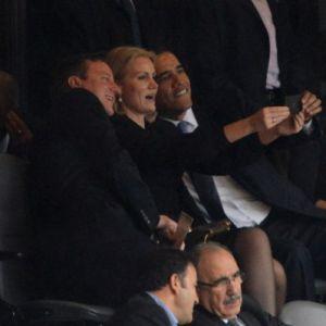 De ce se face atata zarva in jurul selfie-ului lui Obama