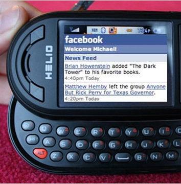 Publicitatea se infiltreaza in aplicatiile mobile: Facebook lanseaza un nou tip de ad-uri