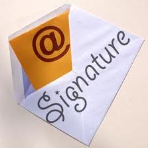 Semnatura de email: un instrument de marketing eficient