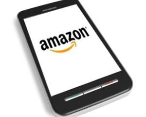 Amazon vrea sa distruga Apple si Samsung: lanseaza primul smartphone 3D