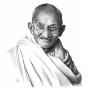 15 citate inspirationale ale lui Ghandi