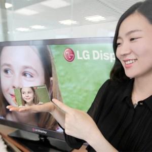 LG scoate primul display Full HD de 5 inci