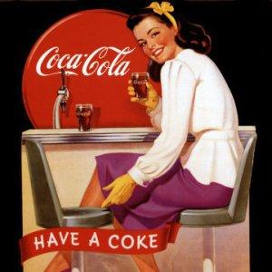 Coca-Cola in imagini, de la inceputuri pana in prezent