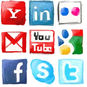 Cum arata platformele social media in 2012