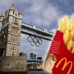 Ce nu mai vinde McDonald's la JO 2012
