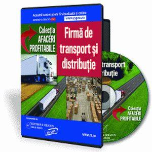 Firma de transport si distributie - Afacerea care nu stie ce inseamna criza economica!