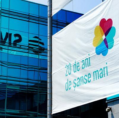 Cea mai puternica companie IT din Romania si-a aliniat brandul la noua statura internationala