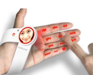 Samsung reinventeaza tastatura! Utilizatorii vor scrie pe degete