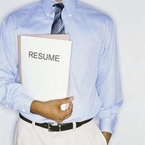 Cum arata CV-ul ideal in 2012