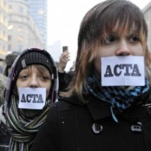 Acordul ACTA nu va fi ratificat deocamdata