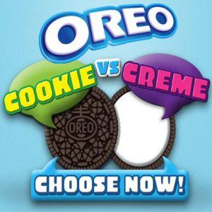 Oreo catre fani: Biscuitele sau crema?