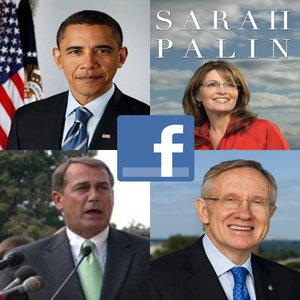 Daca ne place politica, ne place si Facebook