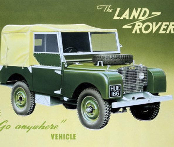 Land Rover si-a adunat intreaga istorie intr-o singura reclama
