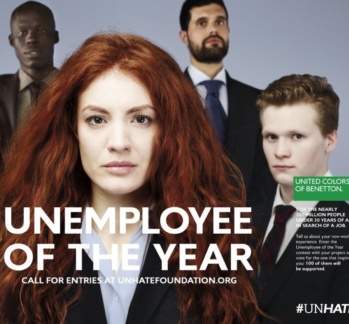 Benetton dedica o campanie inedita tinerilor someri de pretutindeni