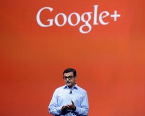 Seful Google+ si-a dat demisia