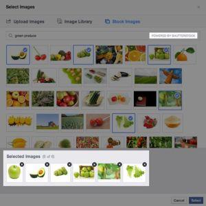 Shutterstock iti da poze gratuite pentru reclamele pe Facebook