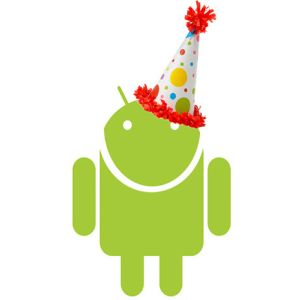 Android a facut 5 ani