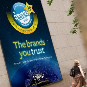Trusted Brands 2012: In ce branduri au incredere romanii