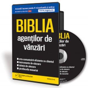 Biblia Agentilor de Vanzari iti dezvaluie secretele ravnite de toti concurentii tai!