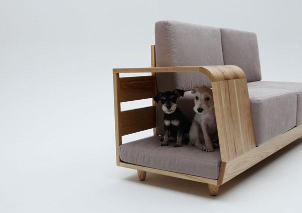 Canapea pentru caine
