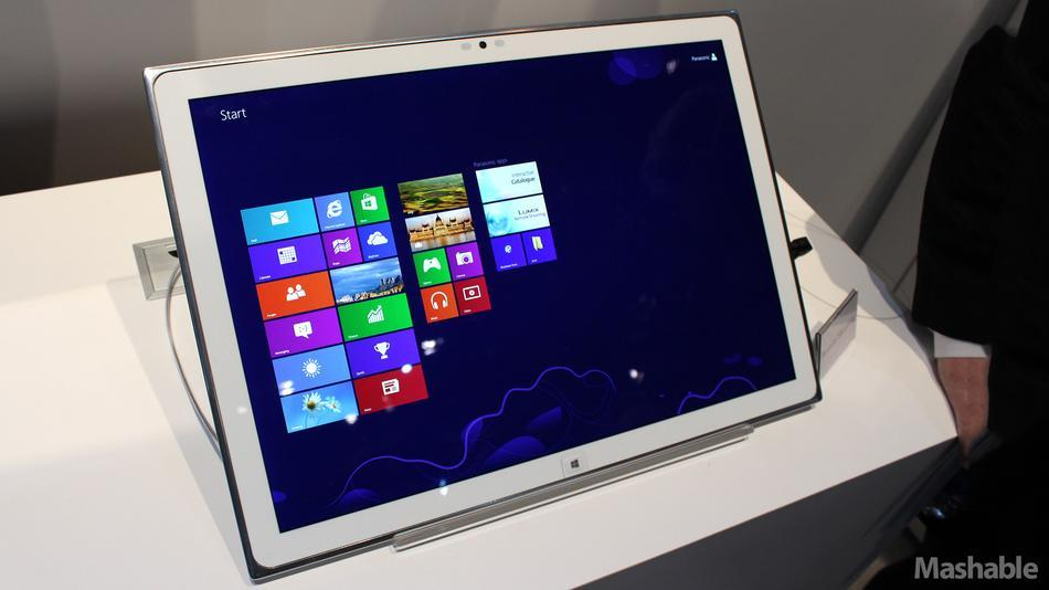 Tableta Panasonic 4k