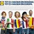 Lidl a lansat prima sa campanie publicitara in Romania