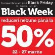Inedit in marketingul romanesc: Flanco transforma Black Friday in Black Week
