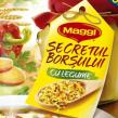 Brandul Maggi a lansat un spot cu Draga Olteanu Matei