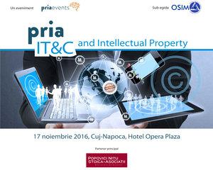 Clujul devine pe 17 noiembrie locul ideal pentru a discuta despre inovatie si investitii in IT, proprietate intelectuala pentru software, copyright, licente, drepturi de autor