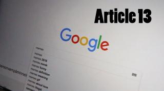 Google nu este de acord cu Directiva Copyright