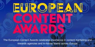 European Content Awards 2020 - o agentie din Romania, printre finalisti