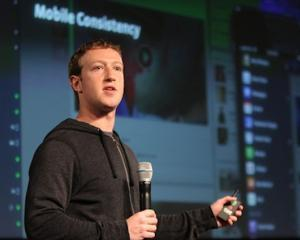 Zuckerberg anunta o noua achizitie pentru Facebook: Oculus VR