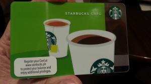 Cardurile cadou de metal de la Starbucks se dau ca painea calda