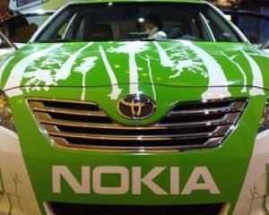 Nokia pregateste autovehiculele viitorului: masinile inteligente