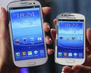 Samsung, campion in 2013. Cate smartphone-uri a vandut grupul sud-coreean