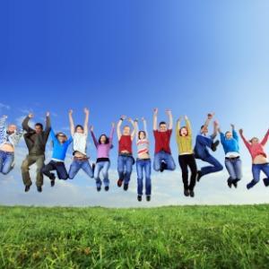 10 moduri de a fi fericit