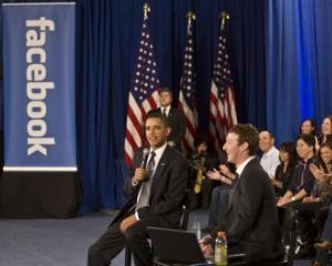 Mark Zuckerberg l-a sunat pe Obama pentru a se plange de spionajul online